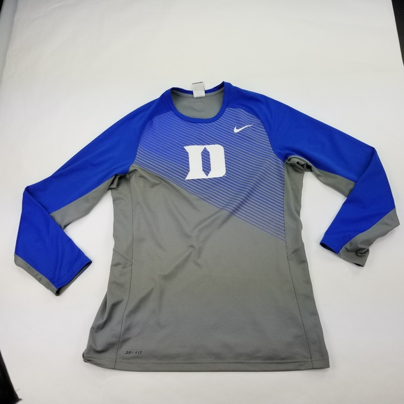 3247da5f2 Nike Shirts | Dri Fit Elite Top Duke Blue Devils Blue | Poshmark